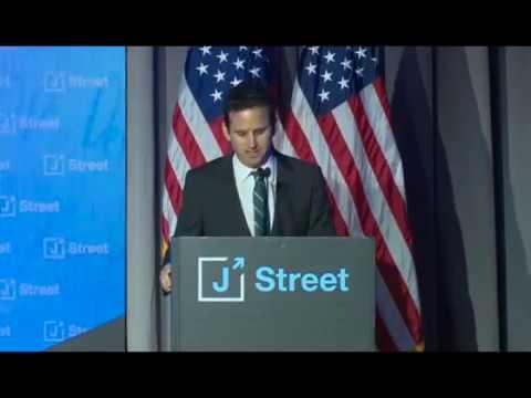 Senator Brian Schatz Addresses J Street's 2018 National Conference