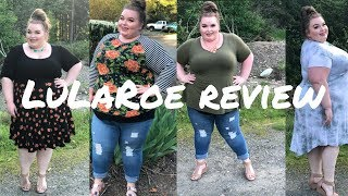 LuLaRoe try on & review - Video Youtube