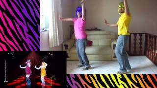 Just Dance 4 - Can't Take My Eyes Off You