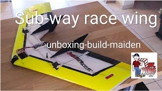 Sub-way race wing, build /setup/maiden