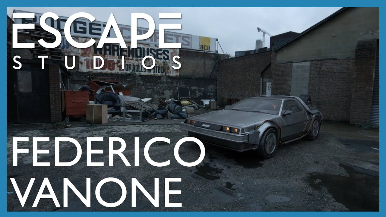 Escapee Showreels - Federico Vanone