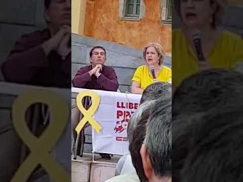 Pilar Rahola i Alonso-Cuevillas a Bellcaire d'Empordà
