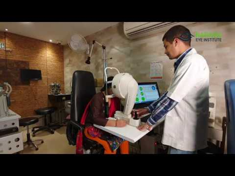 Dr Arjun Narang - Explaining about Pre Lasik Examination Tests, Types of Lasik & Option