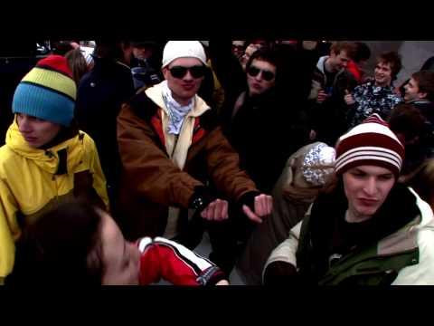 Видео: Видео горнолыжного курорта Волчиха, Гора в Свердловская область