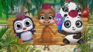 Мультики для детей МАЛЫШКА ПАНДА ЛУ Веселье в парке Игры для малышей девочек и мальчиков