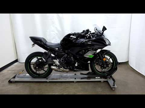 2019 Kawasaki Ninja 650 in Eden Prairie, Minnesota - Video 1