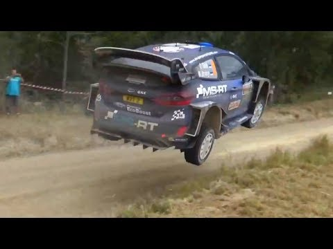 Rally JUMP Compilation -BEST OF/CRAZY MOMENTS- Part 2 | Pure Engine Sound