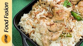 Malai Tikka Pulao Recipe By Food Fusion