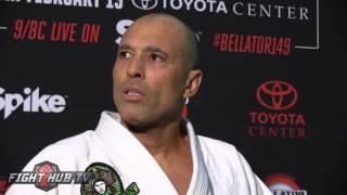 Royce Gracie On Whys Hes Fighting Again Shamrock Mcgregor StPierre & Werdum