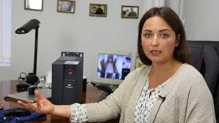 Частотный преобразователь Danfoss  132F0028 5,5 кВт 380 В от компании ПКФ «Электромотор» - видео