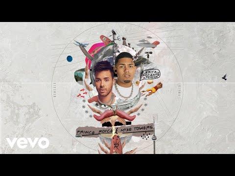 Prince Royce - Carita de Inocente remix (feat. Myke Towers)