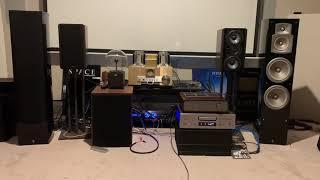 Yamaha NS-777 speakers