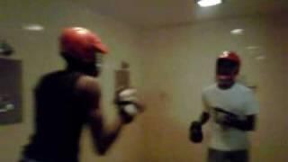 Locker Boxing: Black Magic VS. Soul Train Part 2
