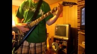Children of Bodom - Knuckleduster (Rhythm Guitar Cover)