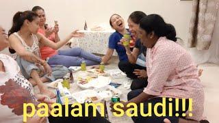 preview picture of video 'Masayang malungkot na maghihiwalay na kami #farewell #buhayOFW #saudia'