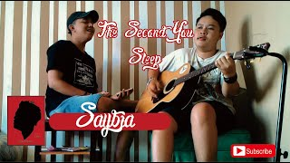 Double U.Acoustic Cover (Saybia-Second You Sleep)
