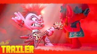 Trailers In Spanish Trolls 2 Gira Mundial (2020) Tráiler Oficial Español anuncio