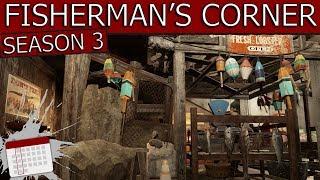 Fisherman's Corner - Fallout 4 Settlement Building