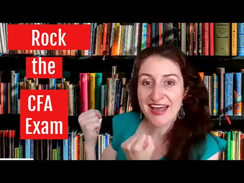 What CFA material to study to pass the CFA exam - YouTube