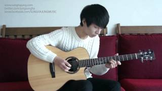 (Frozen OST) Let It Go   Sungha Jung