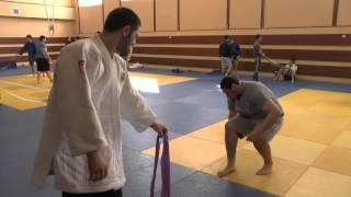 RUSLAN SHAKHBAZOV,  HARD TRAINING IN RUSSIA JUDO TEAM U21