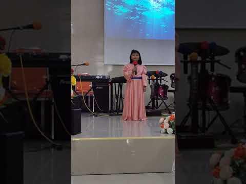 JANGAN PERNAH MENYERAH - Deandra Callista Wowor