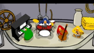 HOW TO GET ALL THE INSTRUMENTS IN CLUB PENGUIN!!!!
