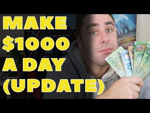 How To Make 100$ A Day On Internet  – Make Money Fast 2018 (FULL)