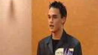 Gareth Gates first audition