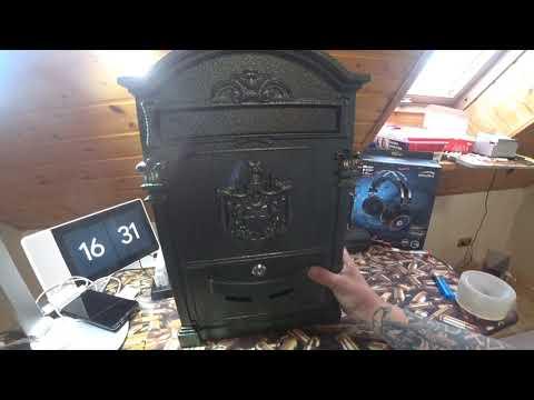 Unboxing Retro Briefkasten