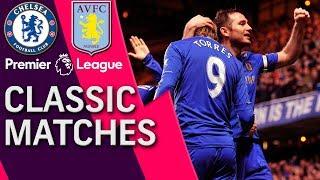 Chelsea v. Aston Villa | PREMIER LEAGUE CLASSIC MATCH | 12/23/12 | NBC Sports