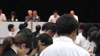 カメラが「大阪都構想の開票所」に潜入!開票作業の最後の砦=立会人どもが、投票用紙を完全スルーする光景怒怒怒