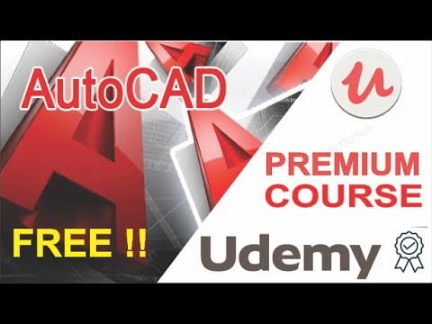 Free online Course with Certificate - AutoCAD - YouTube