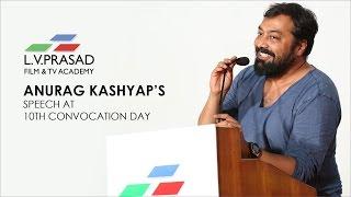 Anurag Kashyaps Speech