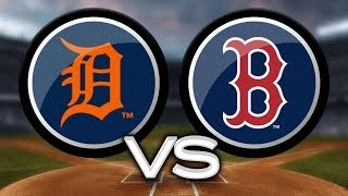 10/12/13: Tigers flirt with no-no in win over Red Sox
