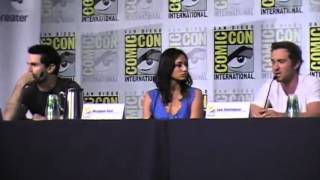 SDCC 2012 Being Human Panel 5 - BeingFans
