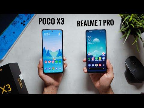 Poco X3 vs Realme 7 Pro: Which one to get?!