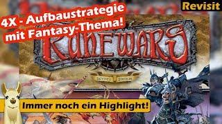 ► Runewars / Brettspiel - Deutsch / Blick Zurück / SpieLama