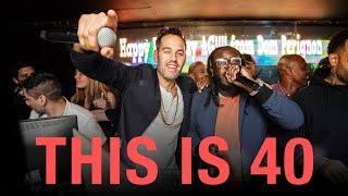 Andrew Goldbergs 40th Birthday