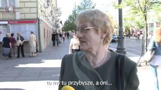 Stosunki litewsko-polskie: Ulica swoje wie... www.wilnoteka.lt