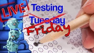 Testing Friday (Foodies and more!!)