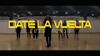 DATE LA VUELTA - ZUMBA - Luis Fonsi, Nicky Jam, Sebastián Yatra | Coreografía 2019