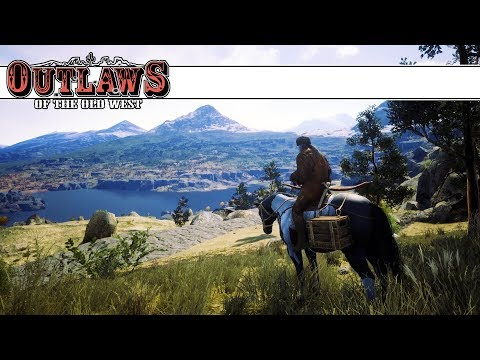 Amazing Looking Location | Outlaws of the Old West | E3
