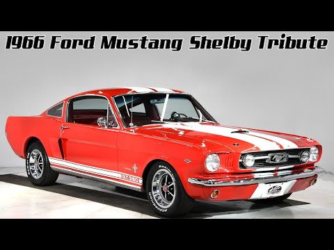 Video of '66 Mustang - Q40M