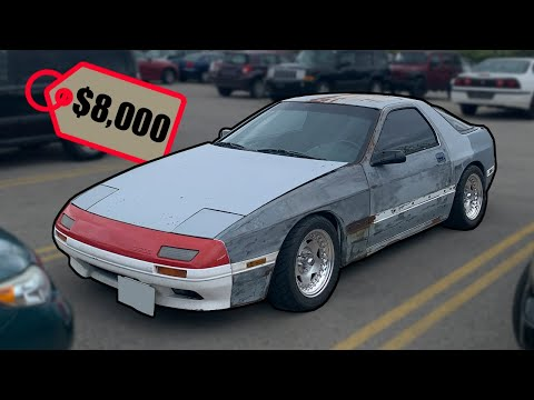 Where To Buy Mazda Rx-7s and Rotary Parts!