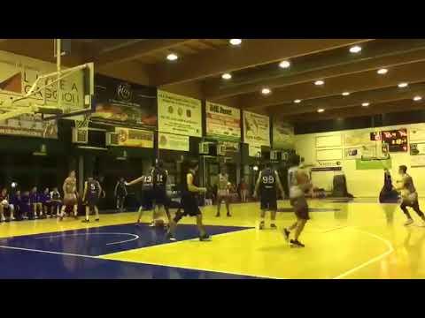 immagine di anteprima del video: Esperia Bk Frascati-Lazio Pallacanestro Riano