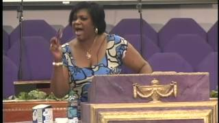 Elder Sherry B. Roberts - Character Of A Godly Woman