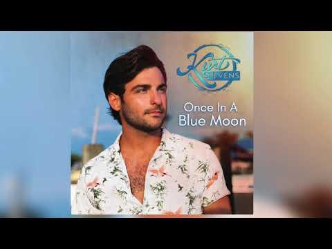 Kurt Stevens - Once in a Blue Moon (Official Audio Video)