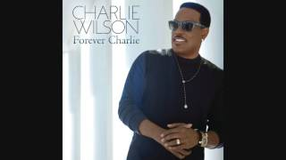 James Strong Performing in studio Charlie Wilson  My Favorite Part Of You Audio