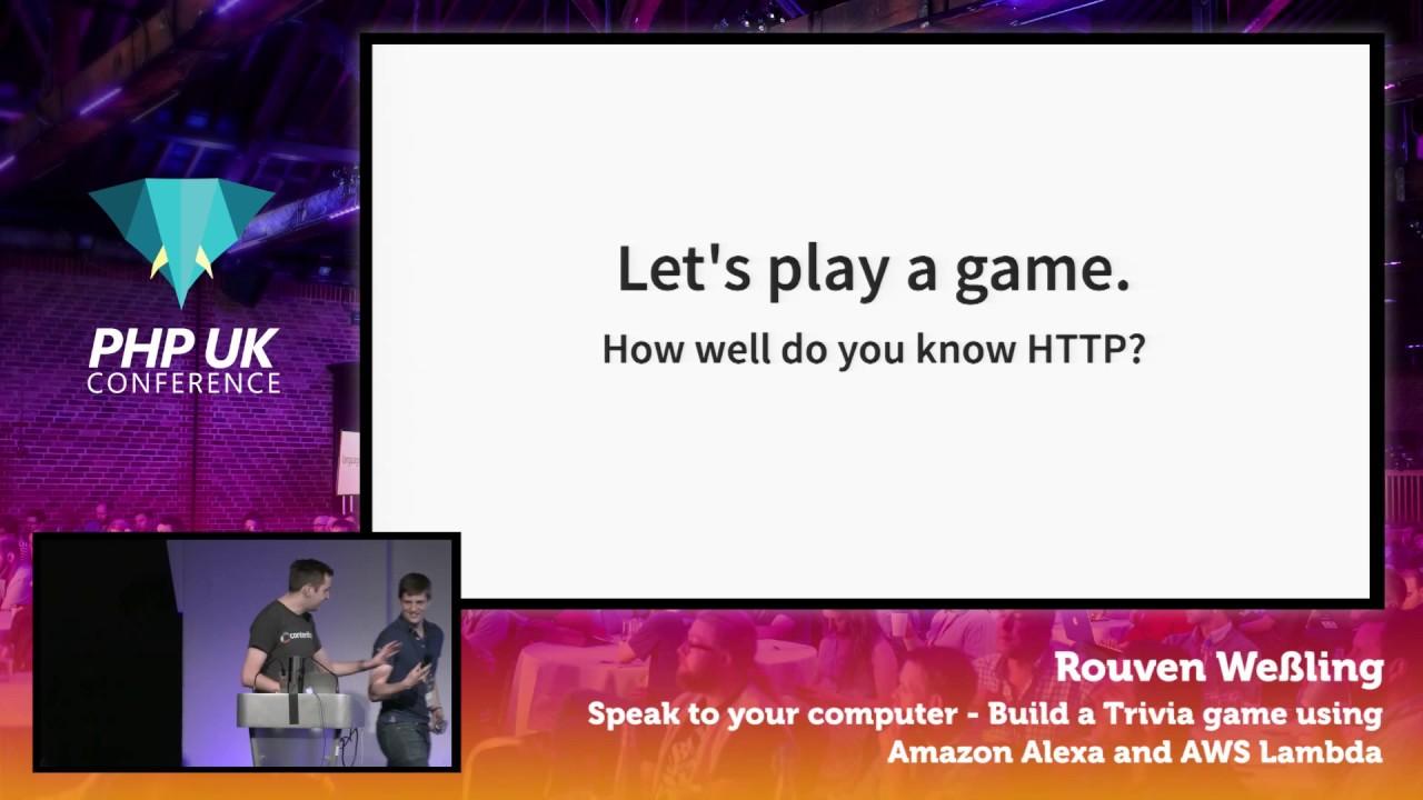 Build a Trivia game using Amazon Alexa and AWS Lambda